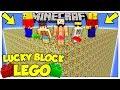 La Sfida Dei Lucky Block Giganti Di Lego! - Minecraft Ita