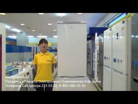 видео: Холодильник indesit