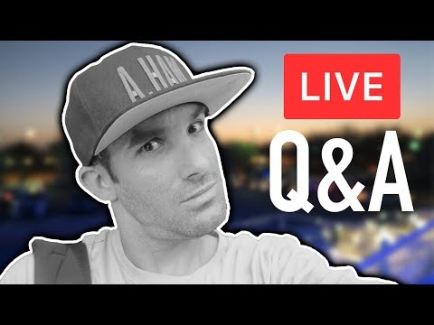 Live Q & A : Selling Books Amazon & Print on Demand