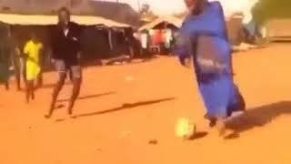 Funny football fail