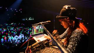 DJ KAORI出演決定!「ライトニングダッシュ」音と光のパレードを楽しむナイトラン
