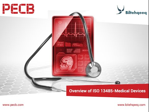 Overview of ISO 13485 - Medical Devices