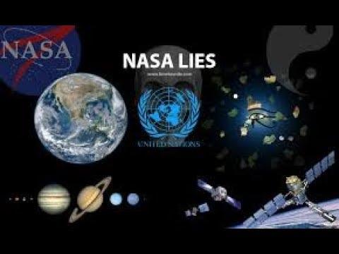 NASA's Fake Mars Landing And Footage