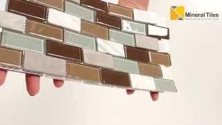 Glass Stone Subway Tile Soft - 101stumospi006