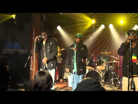 The Mighty Diamonds - Have Mercy Live at Sullivan Hall NYC Filmed by Cool Breeze