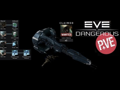 EvE Online Exploration #5 Where is  Drone Datas?!