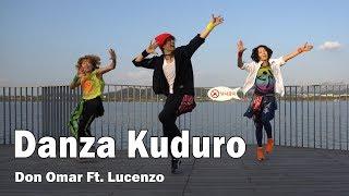 Danza Kuduro(Fast Five) - Don Omar Ft. Lucenzo / Zumba®  / Choreography / ZIN™ / WZS CREW / Wook