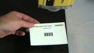 DataMan 500 Reads Barcodes at Extreme Angles