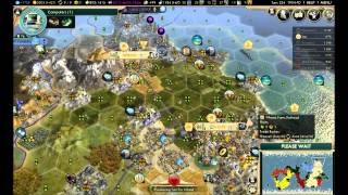 Lets play Civ 5 as Assyria, part 10