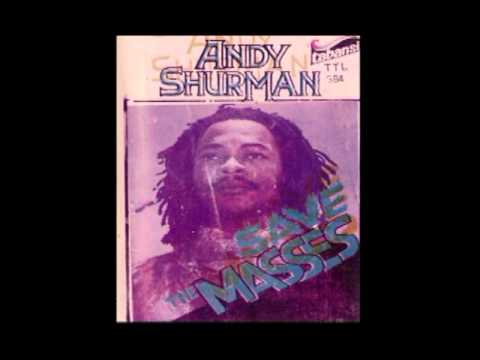 ANDY SHURMAN - Save The Masses