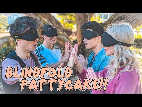 Thank U, Next (BLINDFOLD PATTYCAKE) - ft. Alyson Stoner, Madilyn Bailey, Sam Tsui, KHS