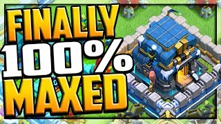 MAXED IT ALL in Clash of Clans Town Hall 12 Clan War League in CoC!