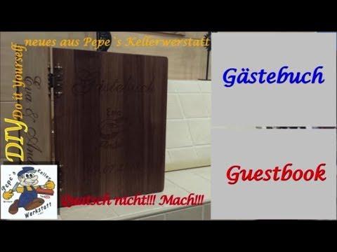 Gästebuch (Hochzeit) Aus Holz