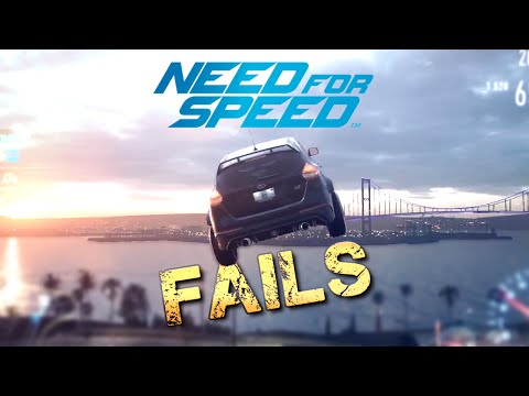 Thumbnail: NEED FOR SPEED (2015) FAIL Compilation