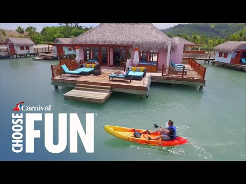 Welcome to Amber Cove: A Top 5 Private Island | Carnival Cruise Line