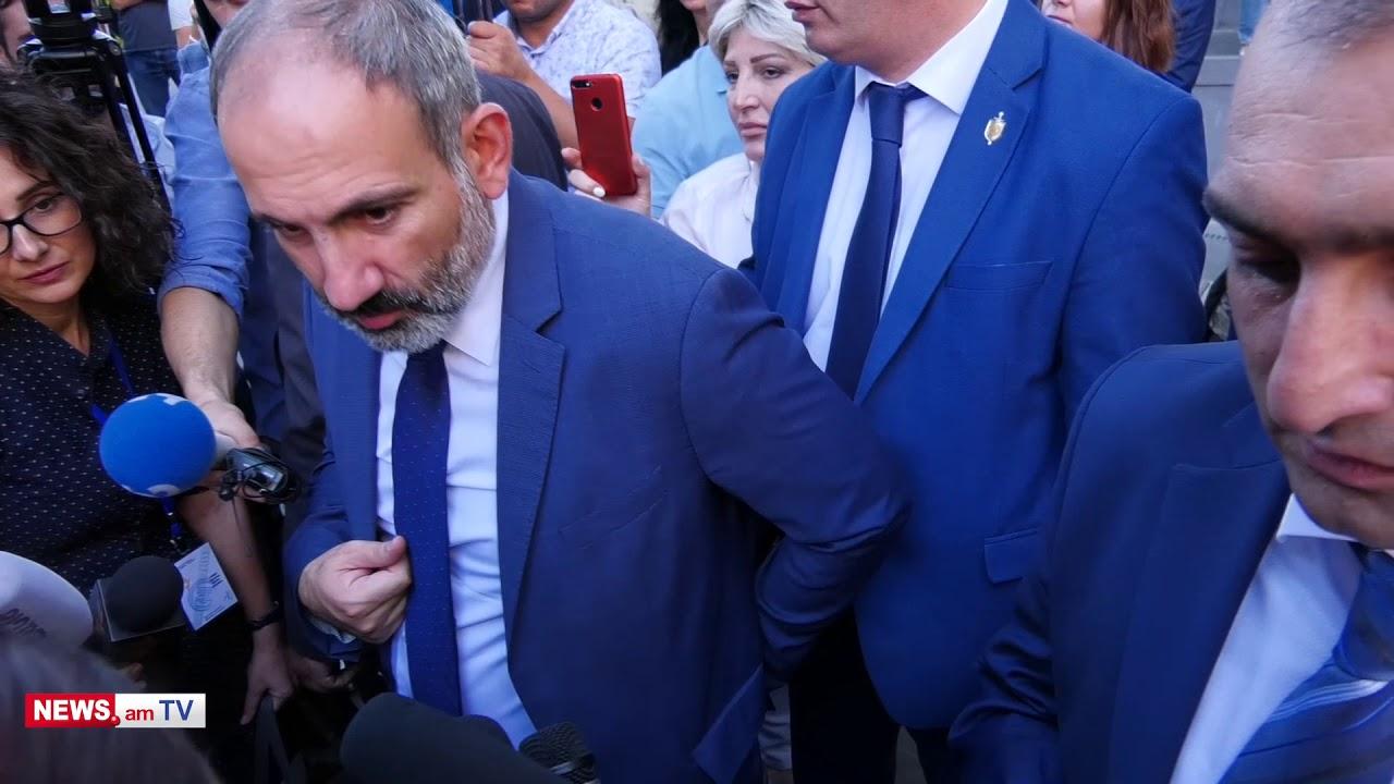 Աստված առողջություն տա Քոչարյանին ու Սերժ Սարգսյանին, որ շարունակեն ինձ դատի տալ․ Փաշինյան