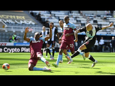 MATCH CAM 🎥 | Newcastle United 2 West Ham 2 | Premier League Highlights