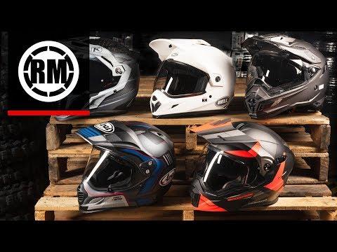 Best ADV & Dual Sport Motorcycle Helmets