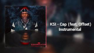 KSI - Cap feat. Offset (Instrumental) [ReProd. by keeno]