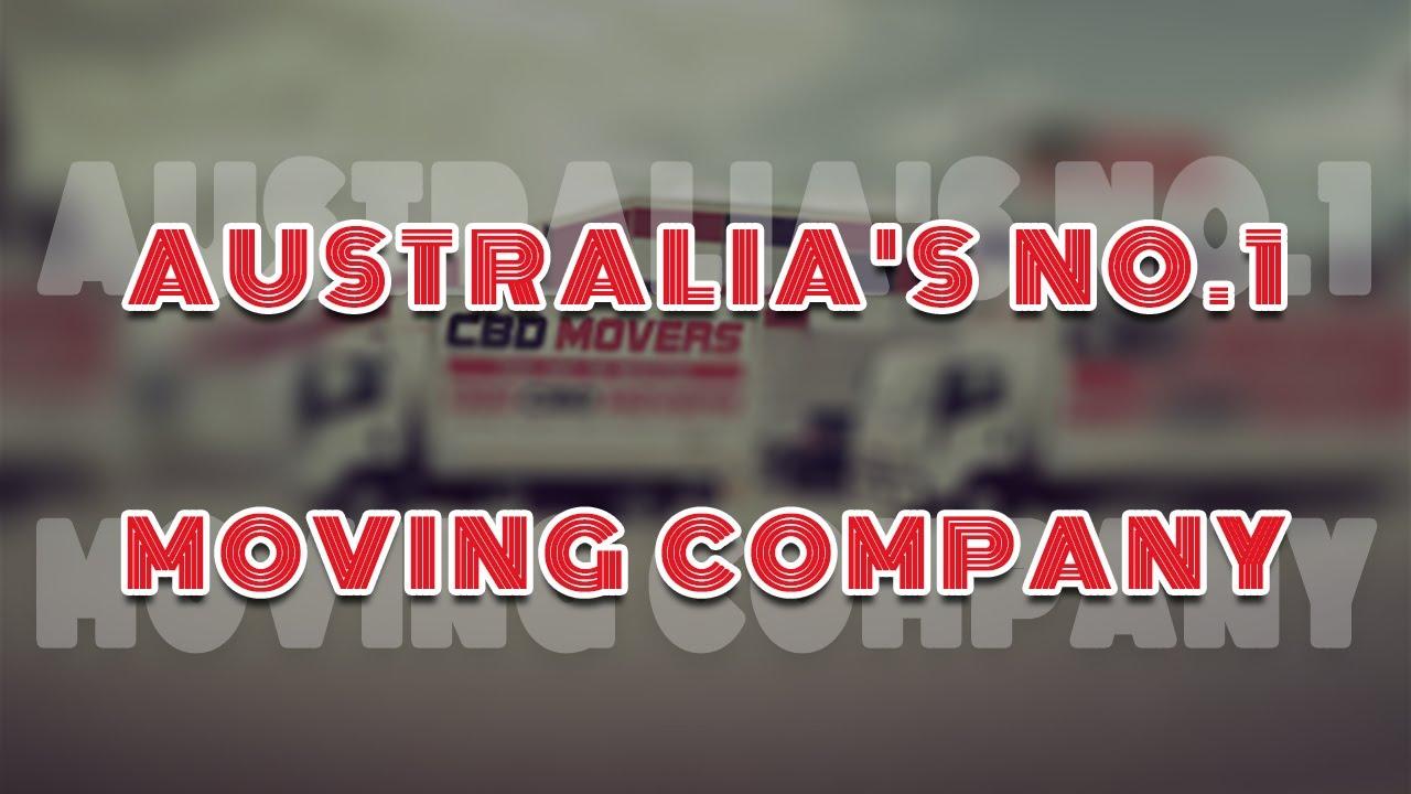 Top Local Movers & Removalists in Australia | CBD Movers|CBD