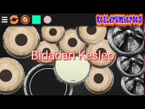 """Bidadari Kesleo"" Nella Kharisma Cover Mod Kendang"