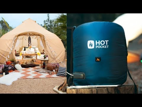 8 Great New Camping Gear & Best Tents For [ Camping Tents, Family Tents]