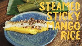 EASY SUMAN RECIPE (Sticky Rice Cakes) VLOGMAS 11