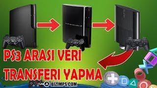 PS3 Veri Transferi Nasıl Yapılır   PS3 Veri Aktarma OYUN Kopyalama Rehberi   2019