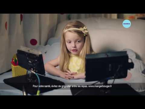 Vidéo Doublage PUB Mentos 2017  Voix des petites filles, des petits garçons et femme