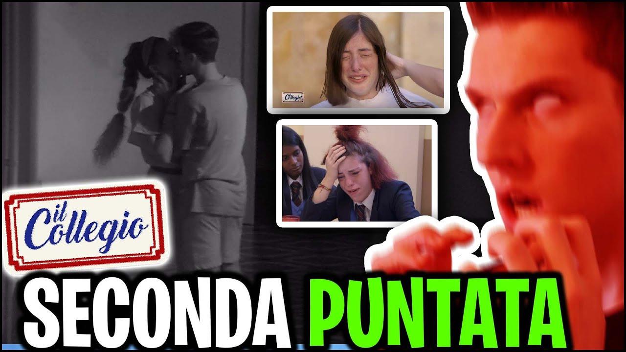Download IL COLLEGIO 5 : LA SECONDA PUNTATA! IL RIASSUNTO!  *REAZIONE SPONTANEA*