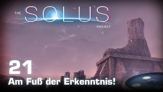 The Solus Project [21] [Am Fuß der Erkenntnis] [Twitch Gameplay Let's Play Deutsch German] thumbnail