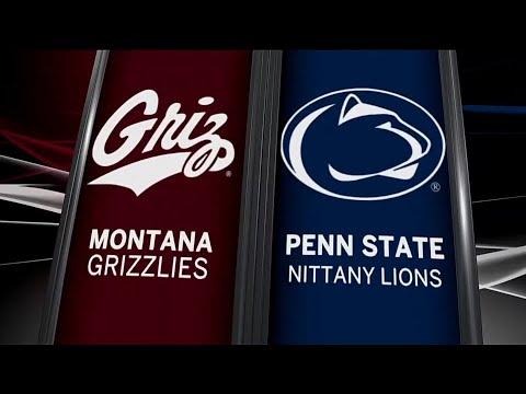 Montana at Penn State - Men