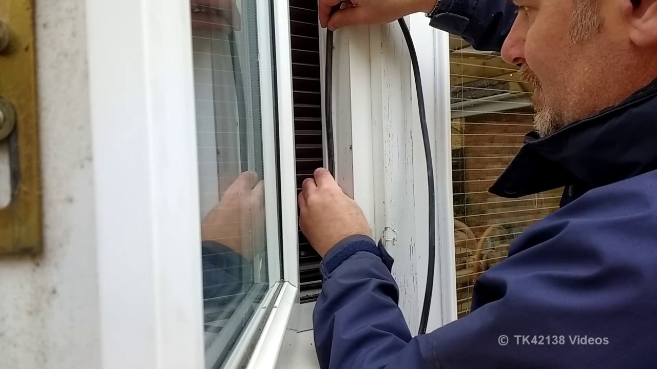 How To Replace Your Double Glazed Window Seals And Stop Cold
