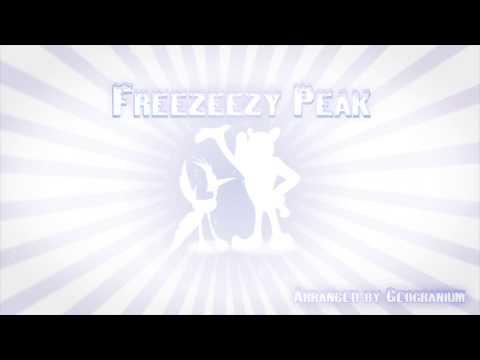 Banjo Kazooie: Freezeezy Peak ...