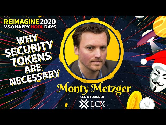 Monty Metzger - LCX - Why To Trade With A Regulated Exchange