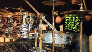 Cento Passi - Modena City Ramblers (Drum cover)