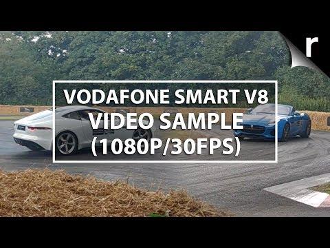Vodafone Smart V8 video sample (1080p/30fps)