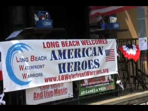 Fundraiser at The Inn for the Long Beach Waterfront Warriors