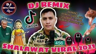 DJ REMIX SHALAWAT VIRAL 2021 🥰 | REZAWIBO INDOBASS TERSANTUY | TIKTOK VIRAL ❤