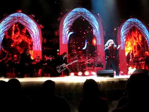 """Trans-Siberian Orchestra TSO """"Mephistopheles"""" 3-28-2010 Syracuse"""