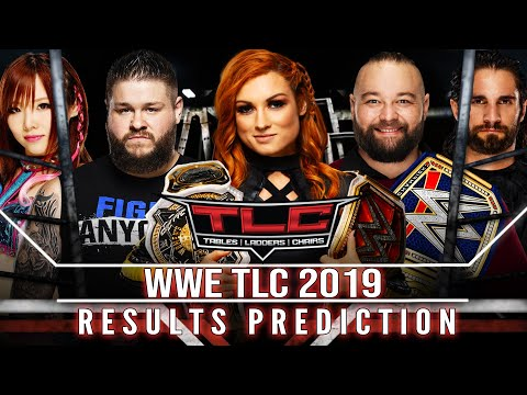 WWE TLC 2019 | FULL MATCH CARD RESULTS PREDICTION