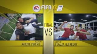 FIFA 17 | Torneo de jugadores profesionales | Peralta, Arroyo, Guerrero, Goltz, Pimentel