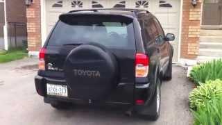 2001 Toyota RAV4 Limited Startup Engine & In Depth Tour