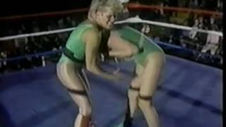 POWW Wrestling: Shannon O'Brien vs. Luna
