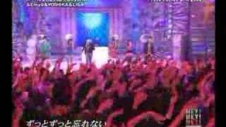m-flo/日之内エミ&Ryohei&Emyll&YOSHIKA&LISA-love comes and goes(HEY...