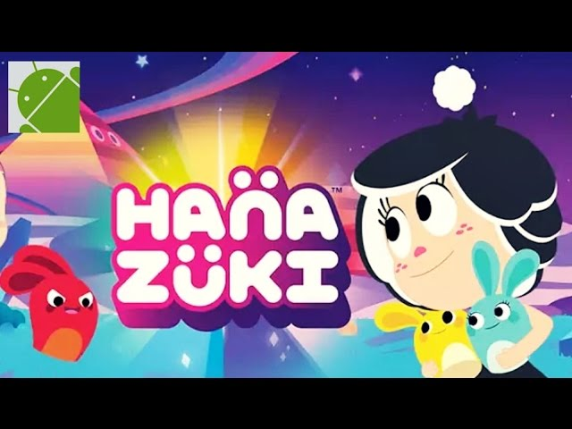 Hanazuki (by Hasbro Inc) - Android Gameplay HD