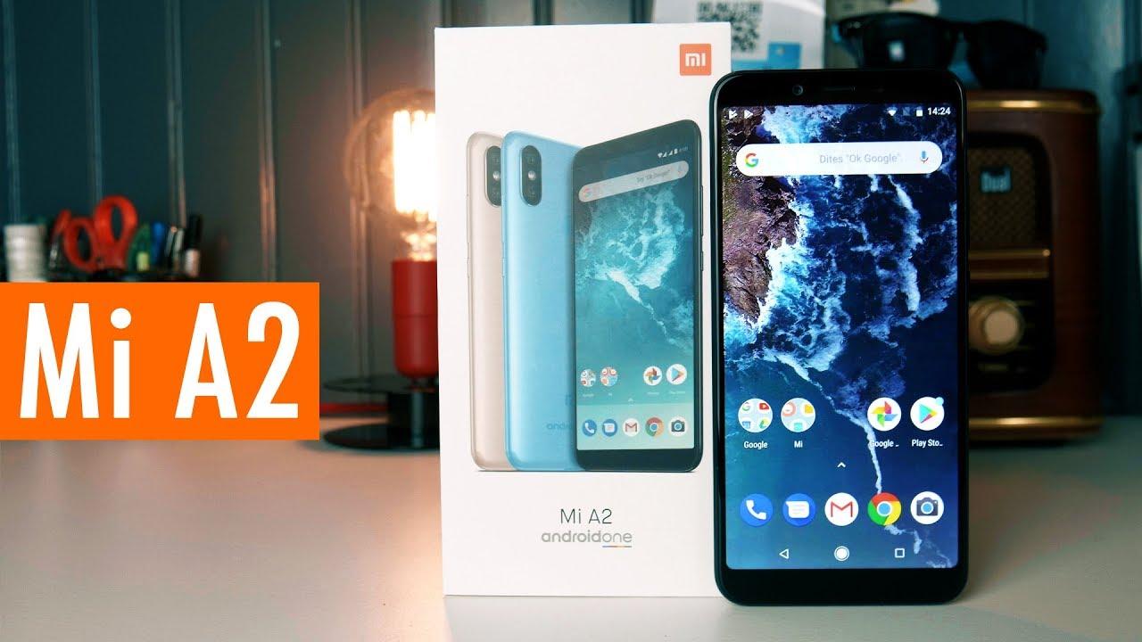 Test Xiaomi Mi A2