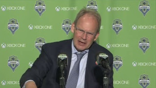 Head Coach Brian Schmetzer Postmatch Press Conference
