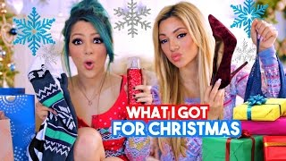 What I Got for Christmas 2016!! Niki and Gabi