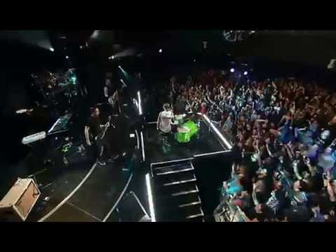 Linkin Park - Bleed It Out  (feat. Travis Barker)  Live Out  Concert for the Philippines 2014
